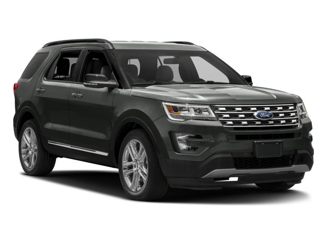 2017 Ford Explorer Xlt Used In Aberdeen Wa Aberdeen Ford Explorer