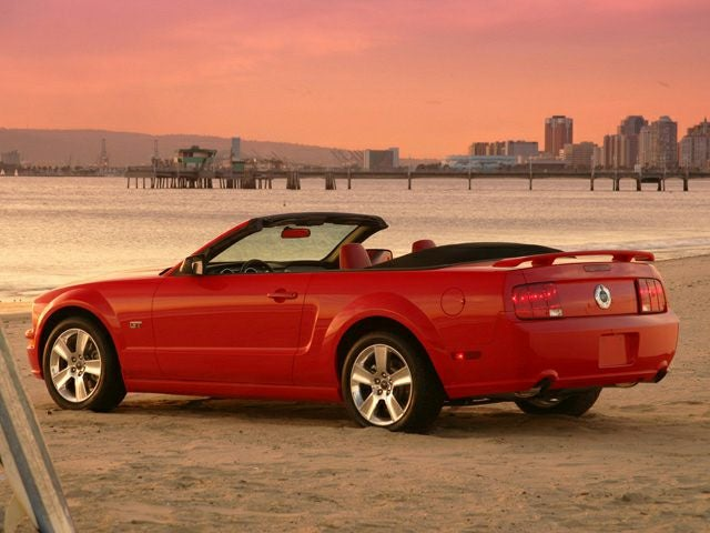 2007 Ford Mustang Gt Deluxe Used In Aberdeen Wa Aberdeen Ford